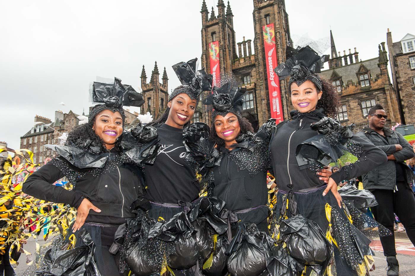 Edinburgh Festivals Photos - photography