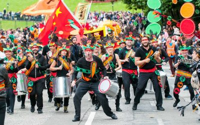 Edinburgh Carnival Photos